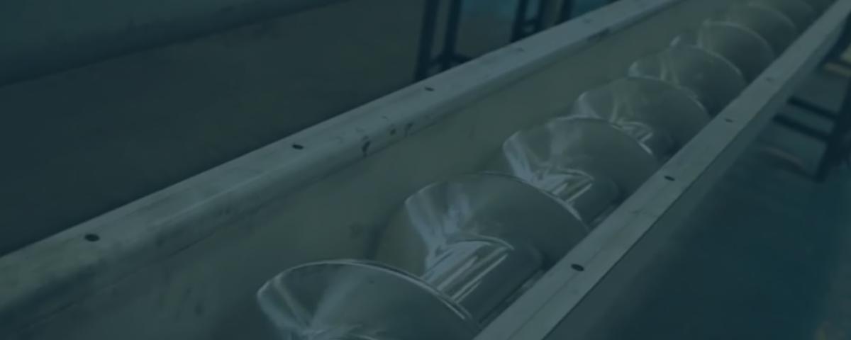 transportadoras helicoidais